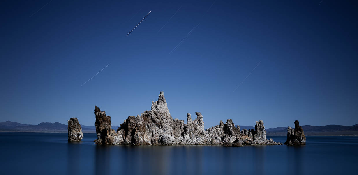 Mono Lake by Scott Martin