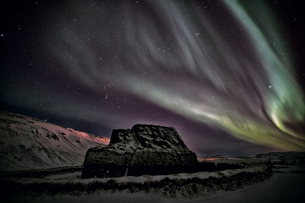 Iceland Night Photos