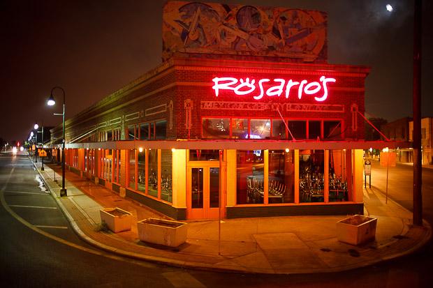 Rosarios At Night