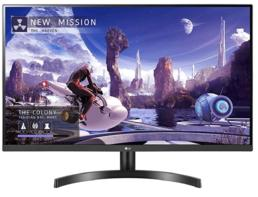The inexpensive LG27QN600-B monitor